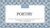 Poetic Devices PowerPoint and Assessment