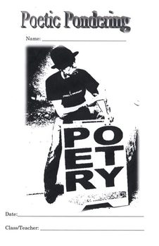 Poetic Pondering (Creative Writing Poem/English Prompts)