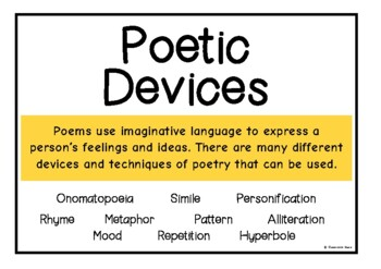 Poetic Styles