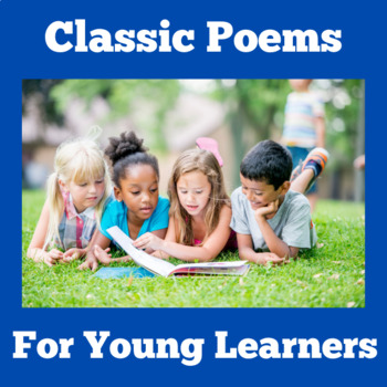 Poems | Poetry Unit | Poetry Month | Kindergarten Poems| P