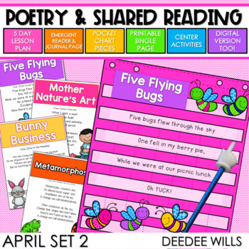 Poetry 2 April