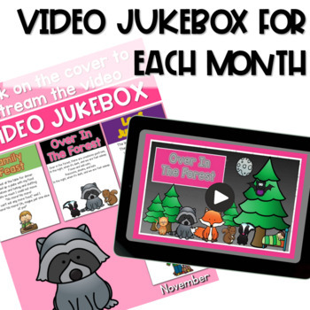 Poetry 2 Music and Video Files BUNDLE