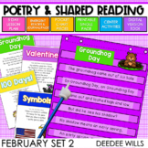 Poetry 2: Poems for February