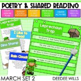 Poetry 2: Poems for March