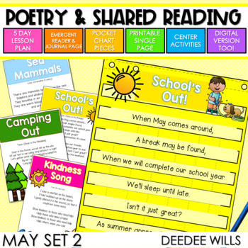 Poetry 2 May
