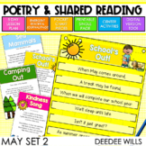 Poetry | Poems 2 for May | Printable and Digital