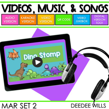 Poetry 2 Music  and Video March