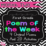 Poetry for Poem of the Week