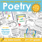 Poetry -distance learning (A Step by Step Guide to Writing Great Poems)