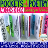 Poetry Accordion Envelope Book
