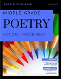 Poetry Action + Motion Activities for Middle Grades