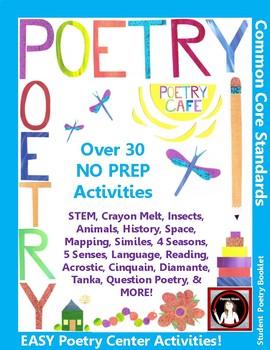 Poetry Activities