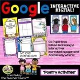 Poetry Unit | Google Classroom Activities