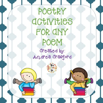 Poetry Activities for any Poem
