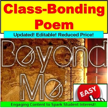 Poetry Activity PowerPoint