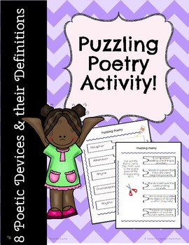 Poetry Activity: Puzzling Poetry!