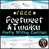 Free Download Poetry Activity Twitter-Style: Writing a Poetweet or Twaiku
