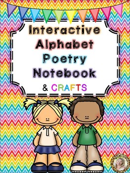 Poetry Alphabet Notebook and Crafts