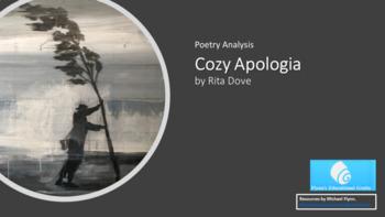 Poetry Analysis Lesson: Cozy Apologia by Rita Dove