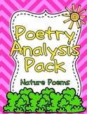 Poetry Analysis Pack