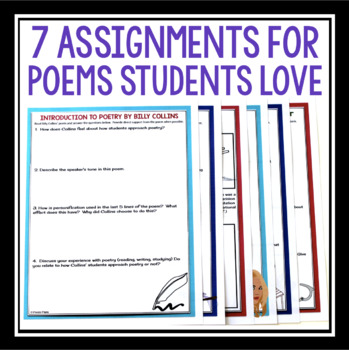 POETRY ASSIGNMENTS
