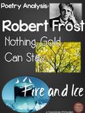 Poetry Analysis:  Robert Frost