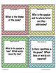 Poetry Analysis Task Cards