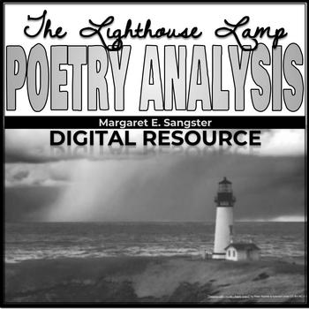 Poetry Analysis: The Lighthouse Lamp by Margaret E Sangster