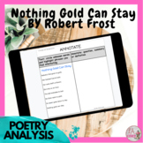 Poetry Analysis with Symbolism and Figurative Language