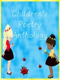 Spring Poetry Anthology/Color Version
