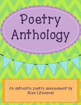 Poetry Anthology Unit