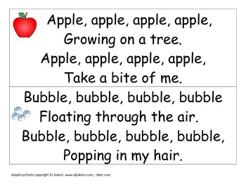 Poetry: As Elementary as ABC