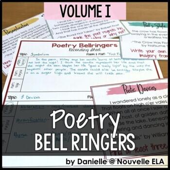 Poetry Bell Ringers