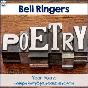 Poetry Bell Ringers Bundle