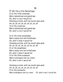 Poetry Binder for K-2