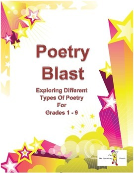 Poetry Blast (for all Grades)