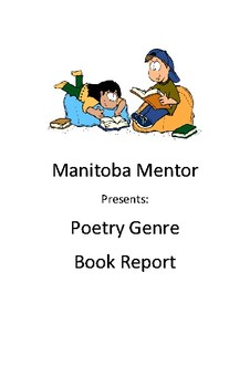 Poetry Book Book Report