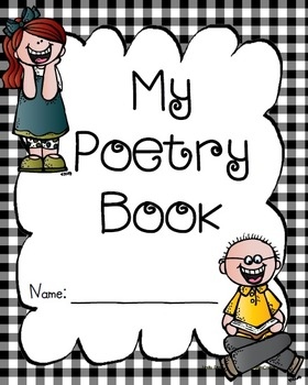 Poetry Book Cover By Holly And Melissa