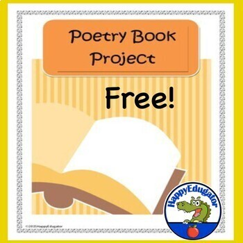 Poetry Book Project Free