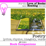 Poetry Book Reading Activity w Report, Interact & Write Poem for Bulletin Board