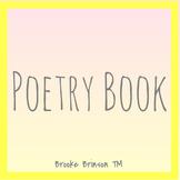 ☀️ Poetry Book (Target Dollar Spot Books)