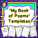 Poetry Book Templates