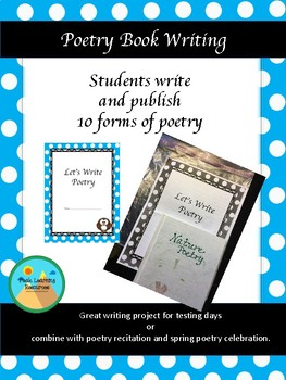 Poetry Book Writing