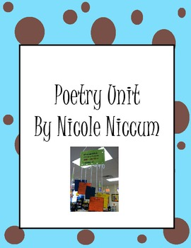 Poetry Book and Mobile