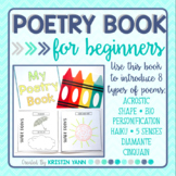 Poetry Book: Introduction to Writing Poems (Print and Digital)