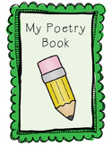 Poetry Book for Fountas and Pinnell LLI Green Kit