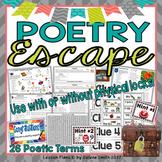 Poetry Escape Room /  Lock Box