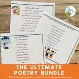 Partner Poems for Fluency Practice