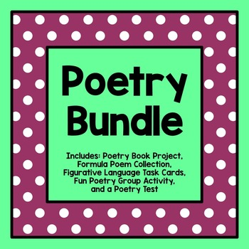 Poetry Bundle