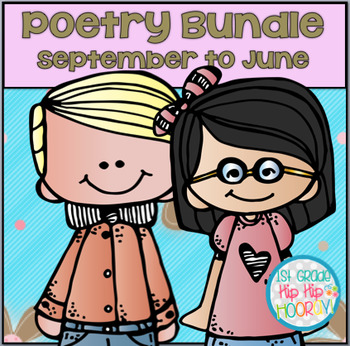 Poetry Bundle...a full year!